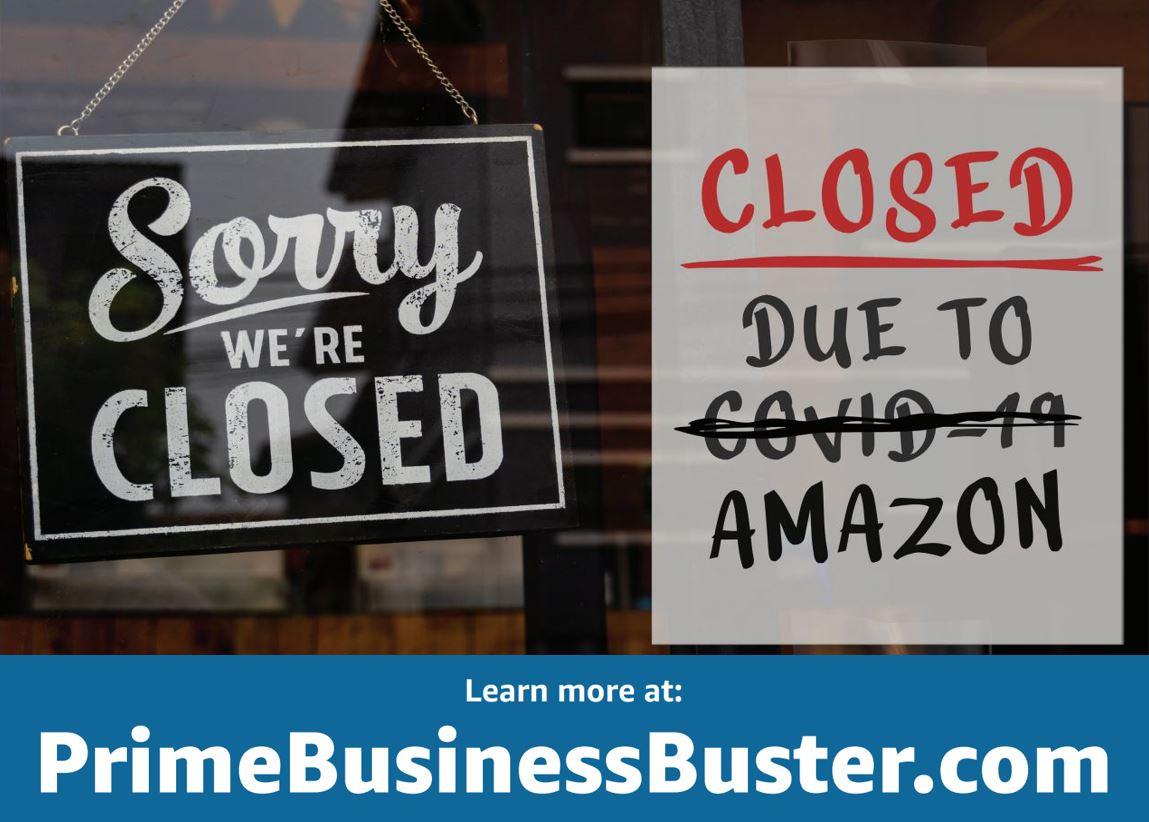 Amazon's Shameful Effort to Sabotage Small Businesses